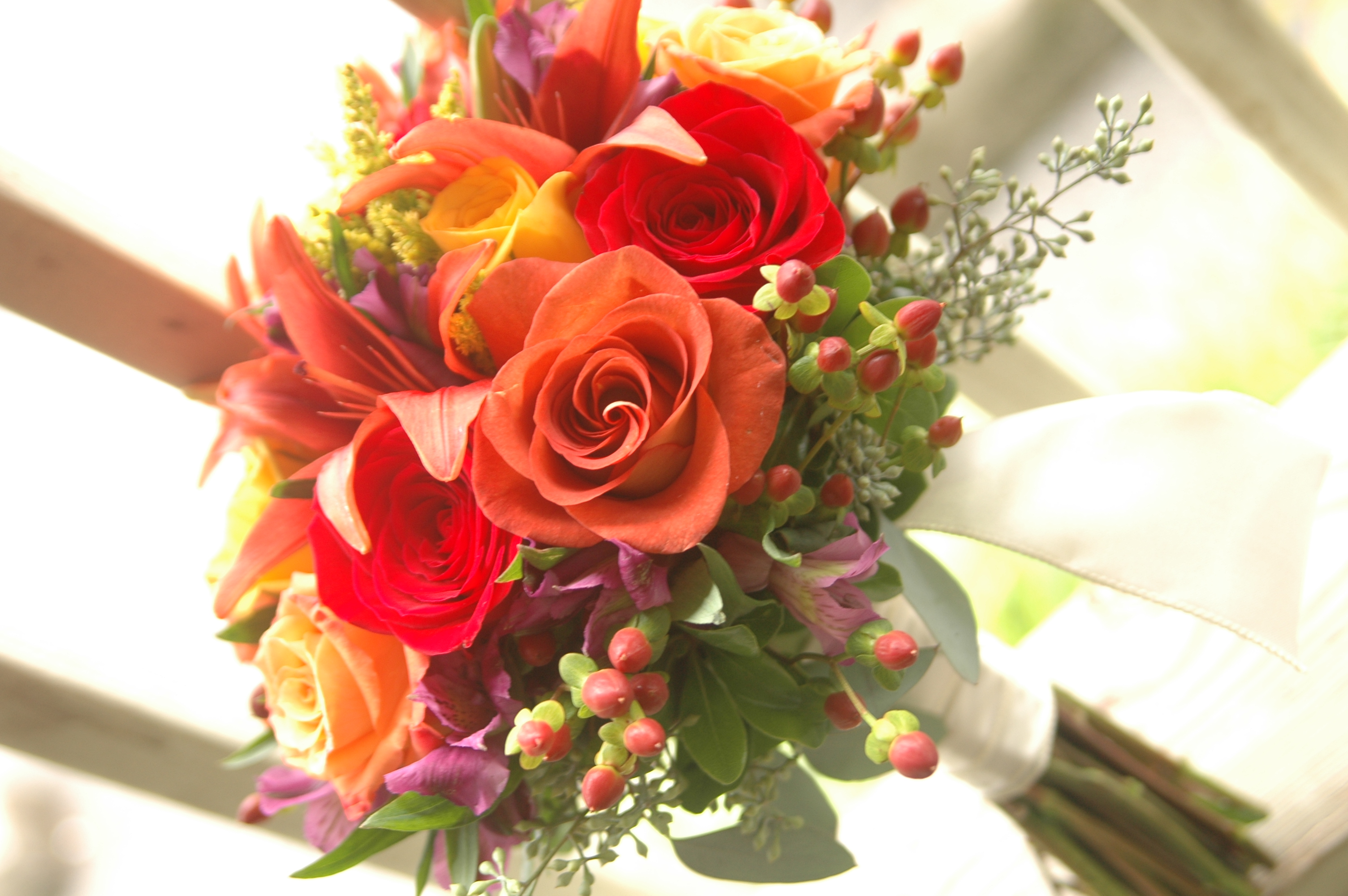 Arrangements By Miss Lily S Florist Heartland Wedding Chapel